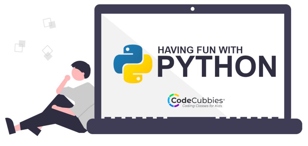 Having Fun with Python