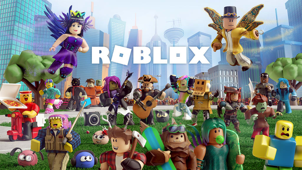 Roblox Coding and Game Design