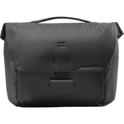 PEAK DESIGN EVERYDAY MESSENGER 13L V2 // BLACK