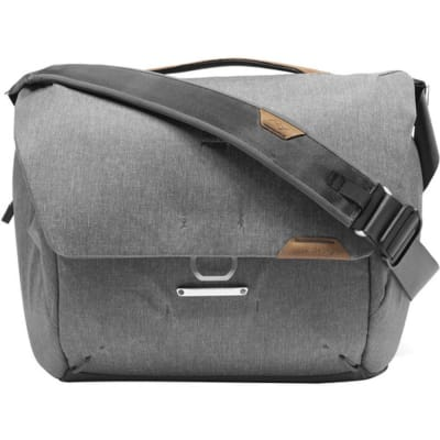 PEAK DESIGN EVERYDAY MESSENGER 13L V2 // ASH