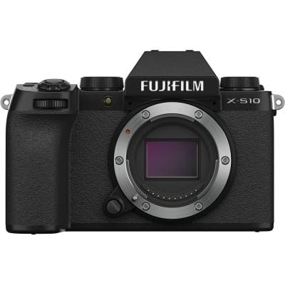 FUJIFILM X-S10 BODY ONLY MIRRORLESS DIGITAL CAMERA