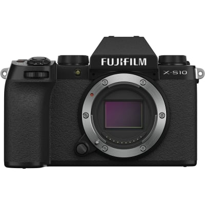 FUJIFILM X-S10 BODY ONLY MIRRORLESS DIGITAL CAMERA