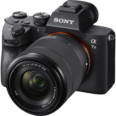 SONY A7M3 WITH 28-70MM ILCE-7M3K