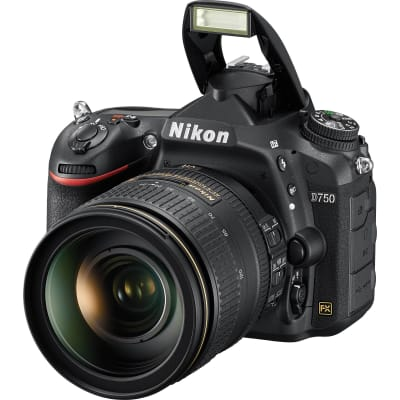 NIKON D750 WITH 24-120MM