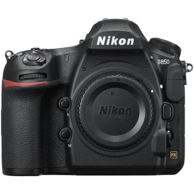 NIKON D850 WITH 24-120MM VR LENS