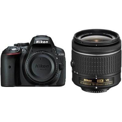NIKON D5300 (18-55MM)
