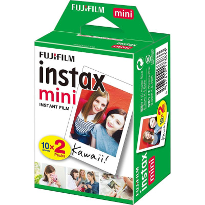 FUJIFILM MINI 9 FESTIVAL BOX (LIME GREEN)