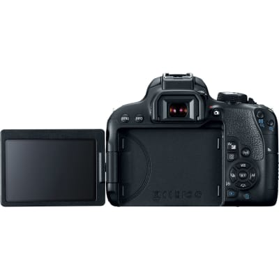 CANON 800D WITH 18-55MM IS STM LENS