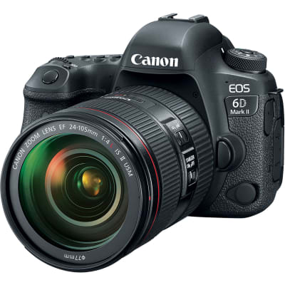 CANON 6D MARK 2 WITH 24-105MM F4 L IS II USM