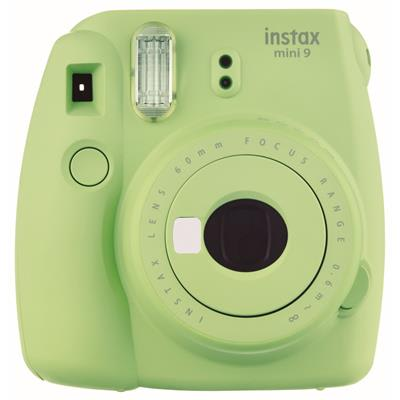 FUJIFILM MINI 9 (LIME GREEN)