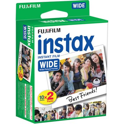 FUJIFILM MINI FILM 10*2 (20SHEETS)