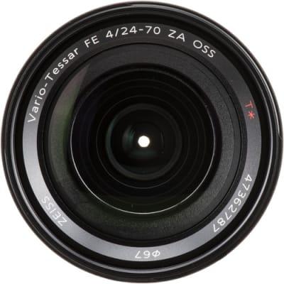 SONY 24-70MM F4 VARIO-TESSAR T* FE ZA OSS - SEL2470Z