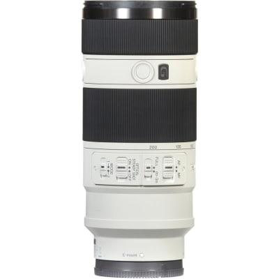 SONY 70-200MM F4 G OSS FE SEL70200G