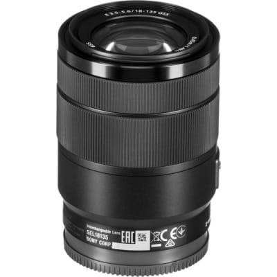 SONY 18-135MM F3.5-5.6 OSS SEL18135