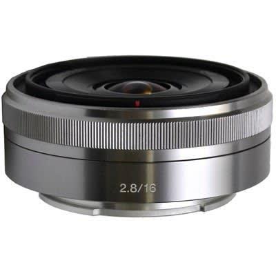 SONY 16MM F2.8 SEL16F28