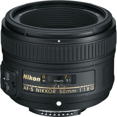 NIKON AF-S 50MM F/1.8 G
