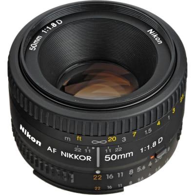 NIKON AF 50MM F/1.8 D