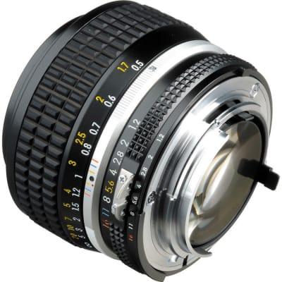 NIKON 50MM F/1.2(MANUAL LENS)