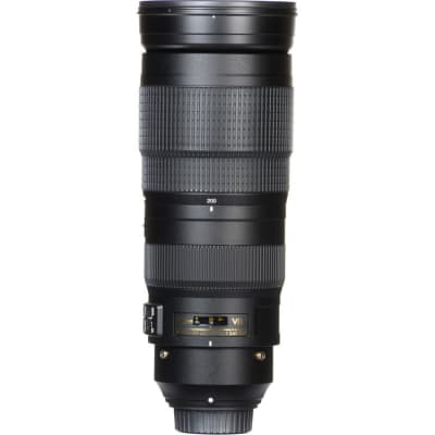 NIKON AF-S 200-500MM F/5.6E ED VR