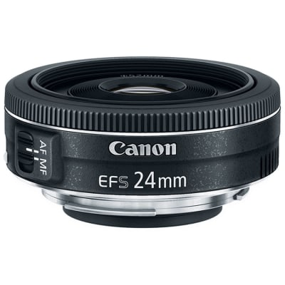 CANON EFS 24MM F/2.8 STM