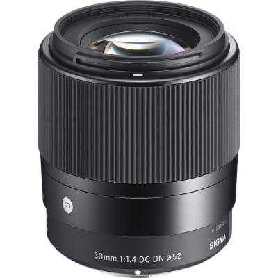 SIGMA 30MM F/1.4 DC  DN MICRO FT SONY E C