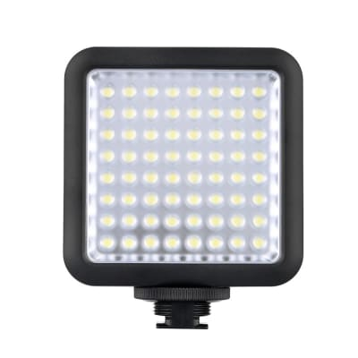 GODOX LED64 VIDEO LIGHT 64 LED LIGHTS FOR DSLR CAMERA