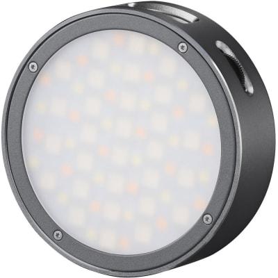 GODOX ROUND MINI RGB LED MAGNETIC LIGHT (GRAY)