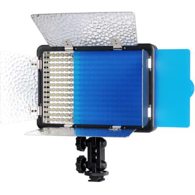 GODOX LED308IIC BI-COLOR 21W ON-CAMERA LED LIGHT (3300 TO 5600K)