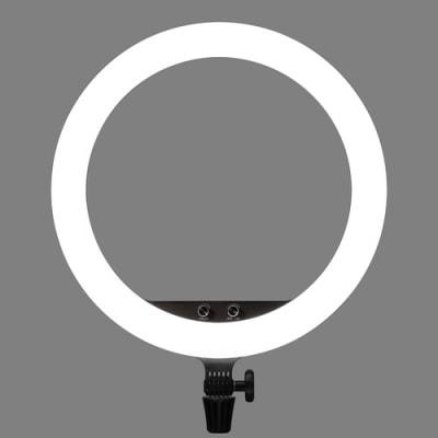 "GODOX LR150 BI-COLOR LED RING-LIGHT (BLACK, 18"")"