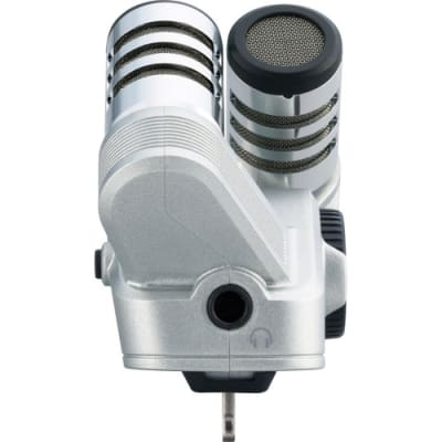 ZOOM IQ6 XY STEREO MICRIPHONE FOR IOS DEVICES