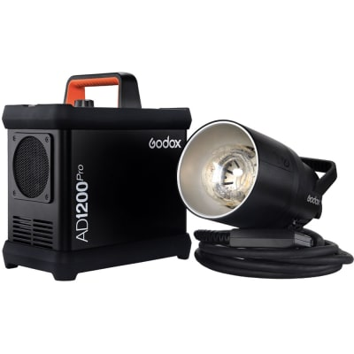 GODOX AD1200PRO BATTERY POWERED FLASH SYSTEM