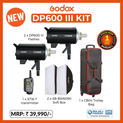 GODOX DP600 III KIT [DP600III]