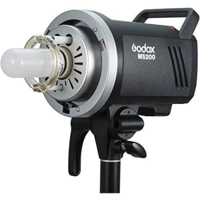 GODOX MS200 (200 WS) WITH 2X FLASH HEAD KIT
