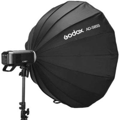 GODOX AD-S85S DEEP PARABOLIC MOUNT SOFTBOX FOR AD400PRO