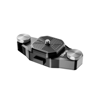 ULANZI CLAW QUICK RELEASE PLATE FOR DSLR GOPRO ACTION CAMERA SHOULDER STRAP