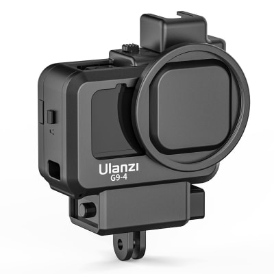 ULANZI G9-4 PLASTIC CAMERA CAGE FOR GOPRO 9