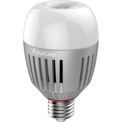 APUTURE ACCENT B7C LED RGBWW LIGHT BULB