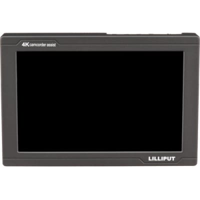 """LILLIPUT FS7 7"""" 4K HDMI/3G-SDI MONITOR"""
