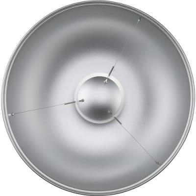 "GODOX BDR-S55 PRO BEAUTY DISH (SILVER, 21.3"")"