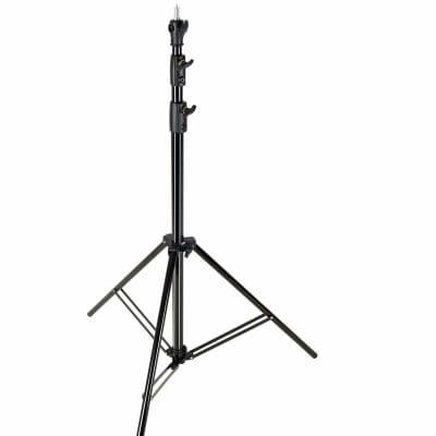 GODOX 290F, HEAVY-DUTY LIGHT STAND (9.3')