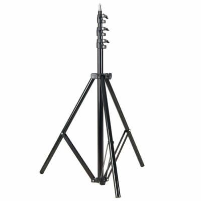 GODOX 300F, LIGHT STAND SIZE- 9.8'