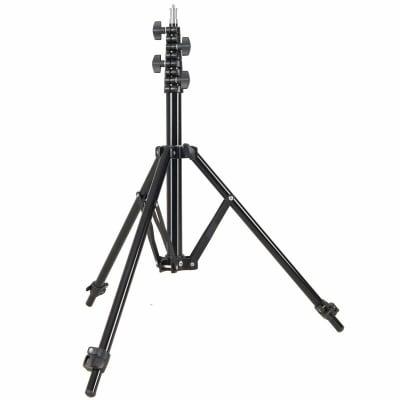GODOX 190F, ADJUSTABLE LEG LIGHT STAND, SIZE- 188CM/ 74''