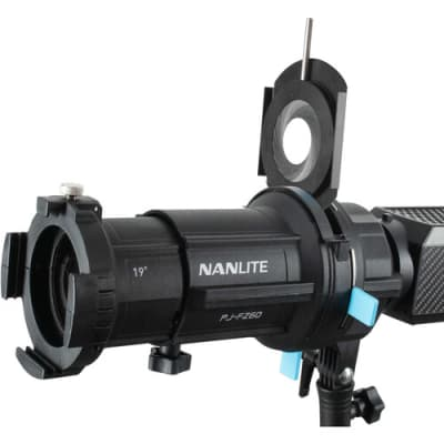 NANLITE PROJECTION ATTACHMENT MOUNT FOR FORZA 60 WITH 36°LENS - PJ-FZ60-36