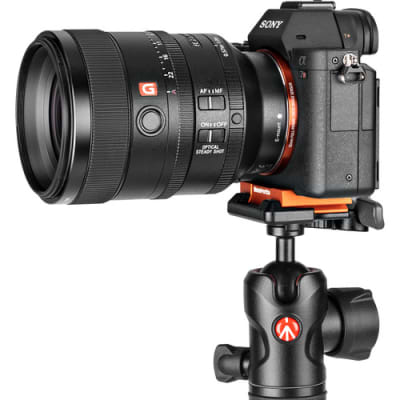 MANFROTTO MKBFRLA-BH BEFREE ADVANCED DESIGNED FOR Α CAMERAS FROM SONY