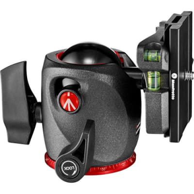 MANFROTTO MHXPRO-BHQ6 XPRO MAGNESIUM BALL HEAD WITH TOP LOCK PLATE