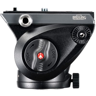 Manfrotto MVH500AH 500 Fluid Video Head with flat base