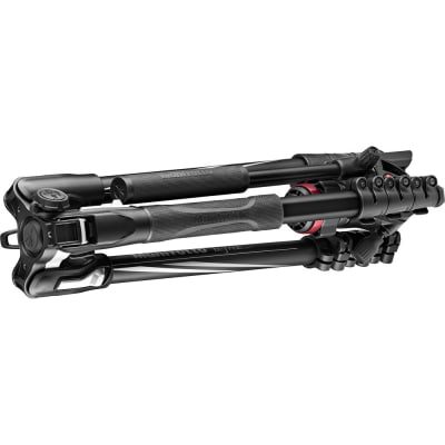 MANFROTTO MVKBFR-LIVE BEFREE LIVE FLUID HEAD WITH BEFREE ALUMINUM TRIPOD SYSTEM