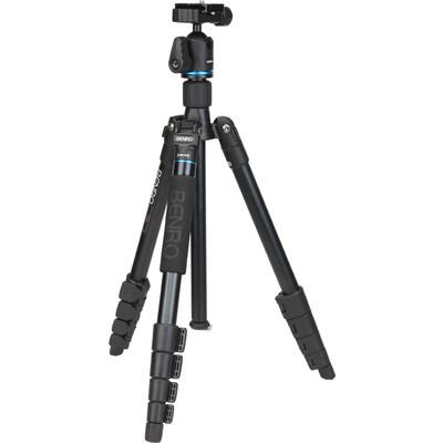 BENRO ITRIP15 ALUMINUM TRAVEL TRIPOD WITH BALL HEAD