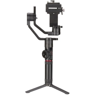 ZHIYUN CRANE 2 GIMBAL WITH FOLLOW FOCUS MOTOR AND EXTRA BATTERY