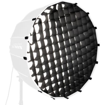 NANLITE GRID:MATCH WITH PARABOLIC SOFTBOX OF 90CM - EC-PR90